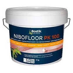 Bostik WOOD H100 PROJECT (Nibofloor PK 100) - Hybrydowy klej do parkietu